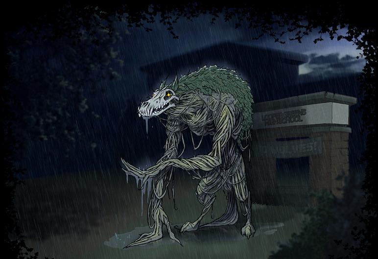 Strides At Night