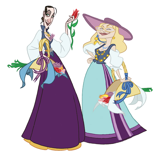 Rose Wenches