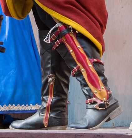 Penelope Boot Dagger