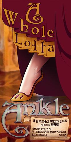 A Whole Lotta Ankle