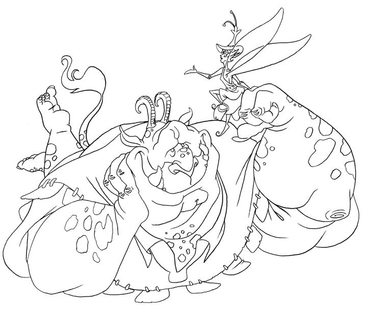 Troll & Fairy