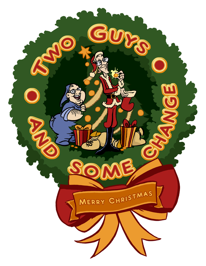 Two Guys Christmas