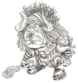 Ik the Troll King