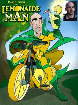Lemonaide Man