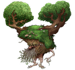 The Dryad Clump