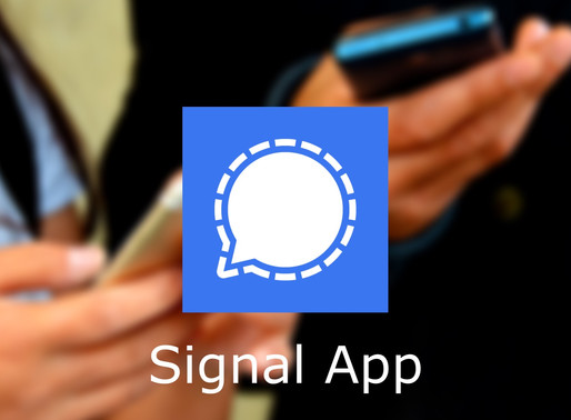 The Signal AppPrivacy & Security by Design
