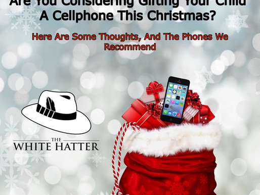 Are You Considering Gifting Your Child A Cellphone This 2020 Holiday Season?