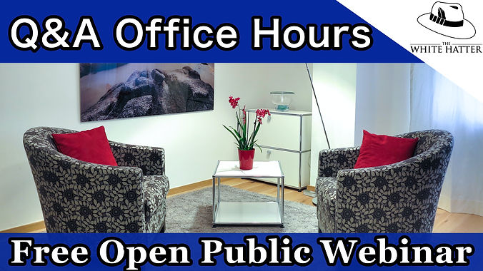 Q and A Office Hours