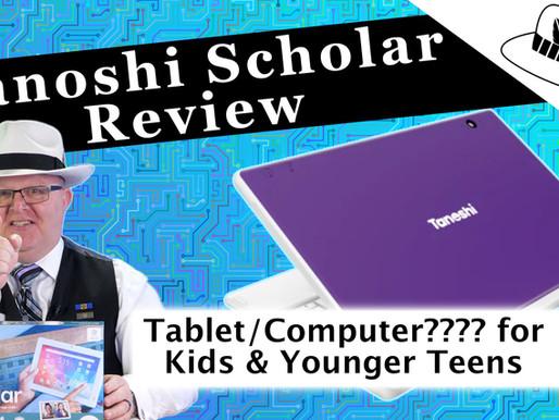 Tanoshi Scholar Review