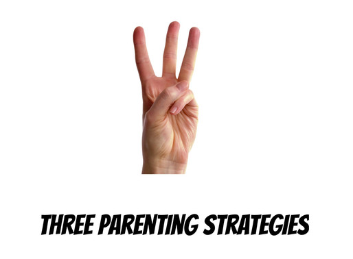 The Three Strategies of Onlife Parenting