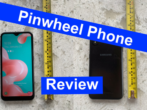 Pinwheel Phone for Young Teens Review