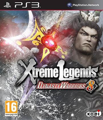 Dynasty Warriors 8: Extreme Legends SKU# VG23