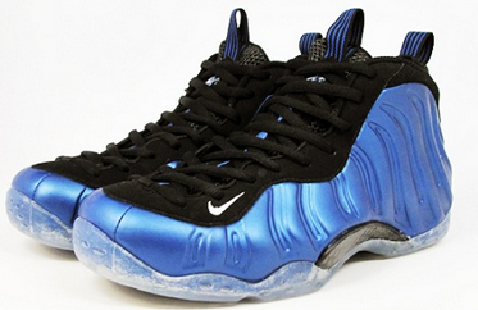 AIR FOAMPOSITE ONE Royal Blue