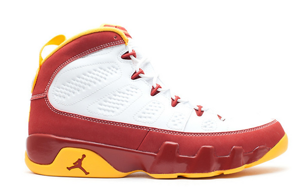 Air Jordan 9 Bentley Crawfish Ellis