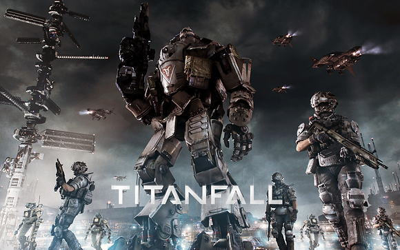 TitanFall SKU# VG21