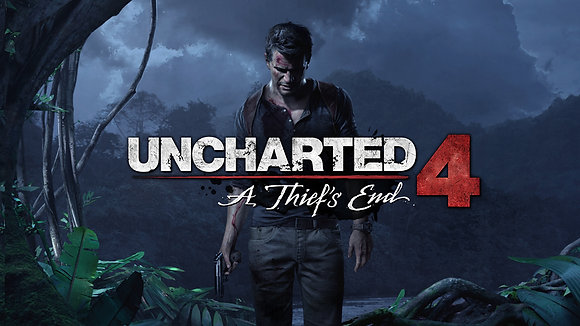 Uncharted 4 SKU# VG15