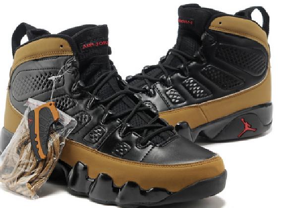Air Jordan 9's
