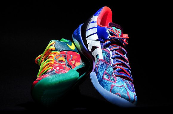 "Nike Kobe 8 ""What The Kobe"" SKU# S5"