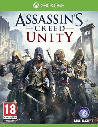 Assassin's Creed Unity SKU# VG5