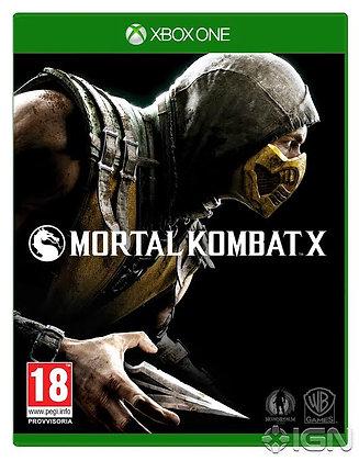 Mortal Kombat X SKU# VG13