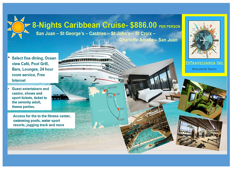 8 Night Caribbean Cruise.png