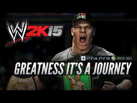 WWE 2K15 SKU# VG7