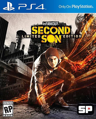 InFamous Second Son SKU# VG9