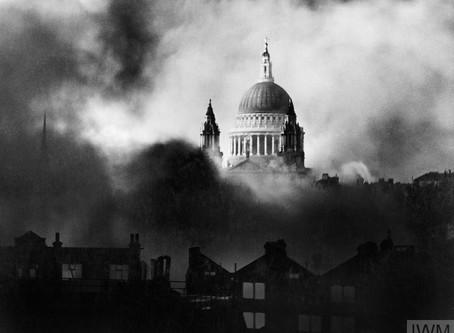 Society and #highintensitywar – David Richardson