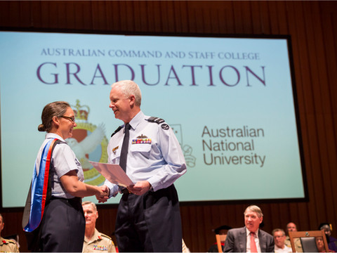 AVOCADO 101: An Air Force guide to the Australian Command and Staff Course - Matt Kelly