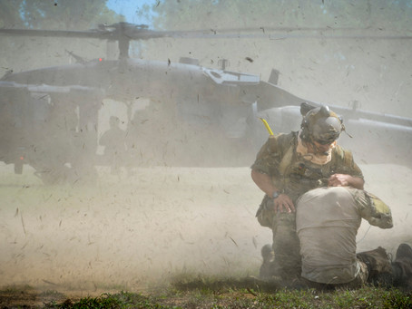 Personnel Recovery: Prudent Insurance for a Fifth Generation Force — Andrew Fisher