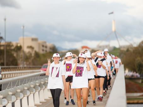 Gift of Life DonateLife Walk 2020