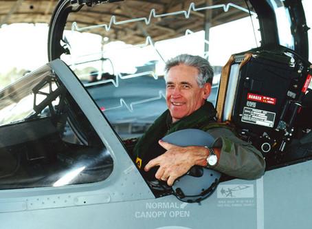 A Central Blue debrief with Air Marshal Errol McCormack AO (Retd.)