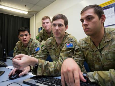 The Australian Defence Force's collaborative future is bright — <em> David Caligari </em>
