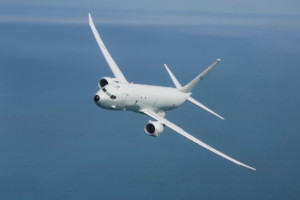An RAAF P-8A Poseidon. (Source: Australian Department of Defence)