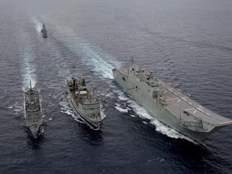 #jointstrike Logistics is the Ultimate Deterrent – David Beaumont