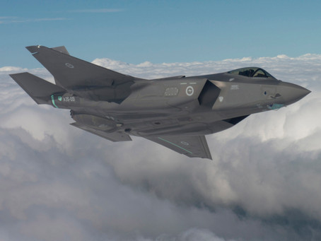 From Fourth to Fifth Generation: Enter the F-35A Lightning II — <em>Brian Weston</em>