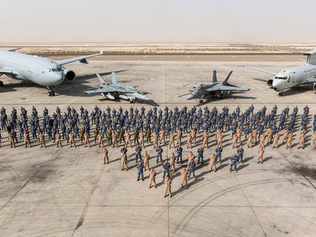 The Champion Team to Fight and Win #highintensitywar: The Case for Australian Expeditionary Air Wing