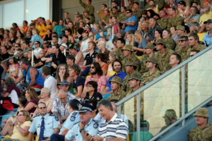 The Defence Force is part of the community, and must reflect community values [Image credit: Defence]