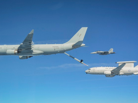 Leading Edge – Australia's air and space power in the next century