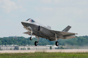 The first F-35 will arrive in Australia in 2018, with Number 3 Squadron to be the first operational F-35 squadron in 2021 [Image Credit: Lockheed Martin]