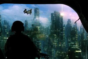 Fighting in Megacities – <em>Major John Spencer</em>