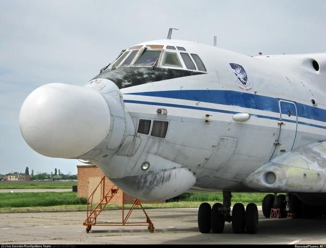 Russian A-60 Airborne Laser platform designed to target imagery satellites. [Image Credit: defence-blog.com]