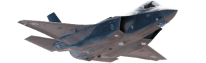 A 100 million-dollar baby: an RAAF F-35A