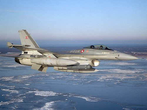 Danish F-16 [Image credit: https://www.defencetalk.com/danish-airforce-takes-over-nato-baltic-air-policing-mission-36793/]