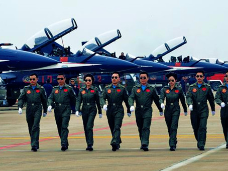 Other Peoples' Air Power: Air Power With Chinese Characteristics — Peter Layton