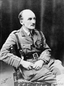 "Major General John Frederick Charles ""Boney"" Fuller: Army Officer, historian, strategist. [Image Credit: © IWM (Q 71653)]"