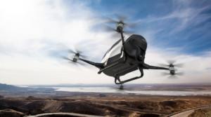 """Coming soon to a city near you? Autonomous """"taxi-drones"""" – <em>Editorial</em>"""