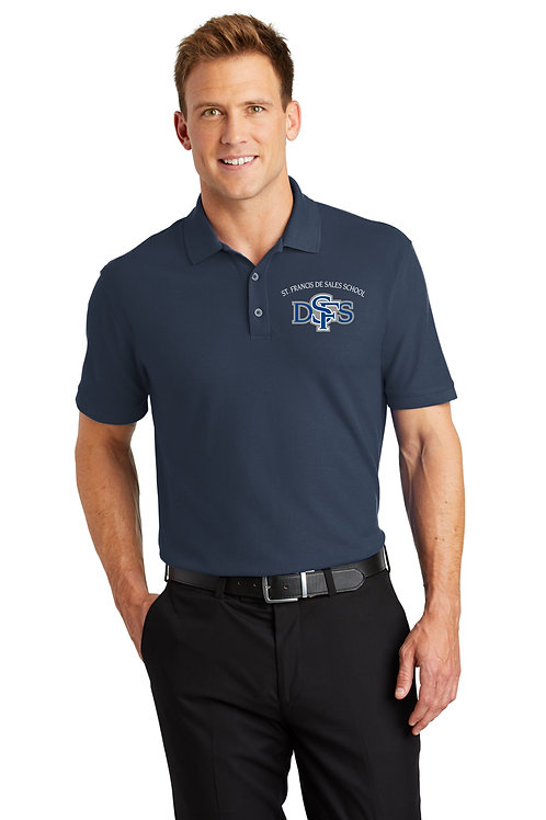 Men's Polo Shirt, Embroidered Front
