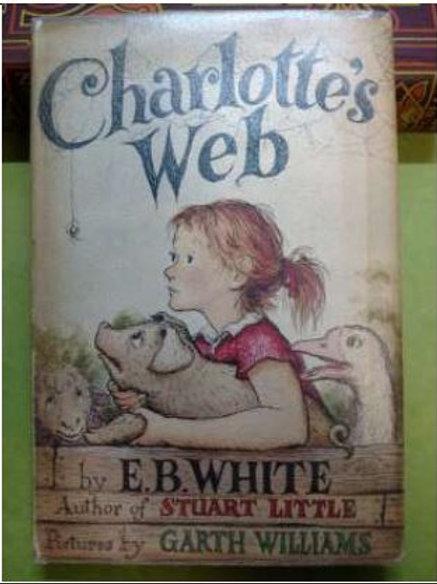 Charlotte's Web 1st Edition