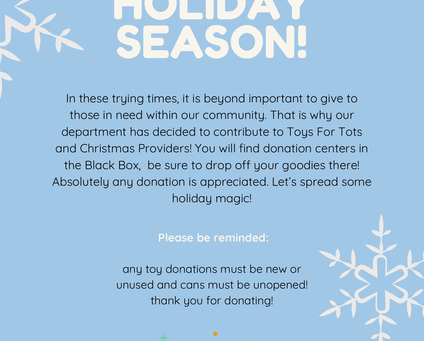 Let's Give Back This Holiday Season!